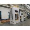 Buy cheap 200T Gantry Type Hydraulic Press Machine Sheet Metal Stretch Machining 11 KW Motor from wholesalers