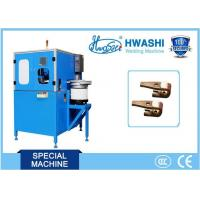 Quality New Silver Contact Pneumatic Spot Welding Machine For Flexible Copper Busbar wholesale