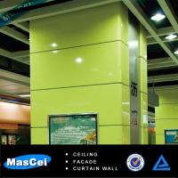 Best Aluminium structures with Anodized for Curtain wall, welcome OEM & ODM wholesale