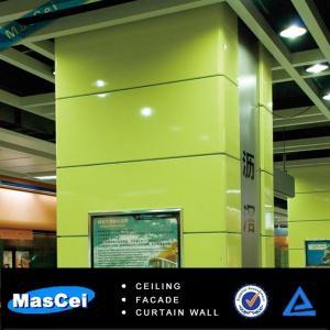 Best Curtain Wall Aluminium Profile and Curtain Wall Aluminium Sheet wholesale