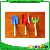 Best Nurture Green Thumbs Small Size Colorful Kid's Gardening Tools Kits Rake size A long 15 wide and 7 high 3.6 wholesale