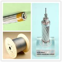 Best Corrosion Resistance Galvanized Steel Wire Rope Cable , Electrical Weatherhead Steel Guy Wire wholesale