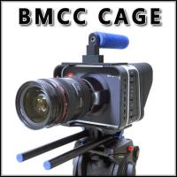Best New lightweight camera cage rig for BMCC BLACKMAGIC CINEMA camera Fast Delivery wholesale