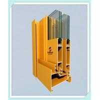 PVDF Coating Window Aluminum Profile Anti - Erosion Beautiful Appearance