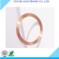 Cheap Toroid Copper Rfid Reader Coil , Custom Coil Winding With Radio Frequency for sale