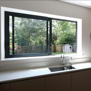 Best Aluminium windows aluminium frame sliding glass window aluminium window grill design wholesale