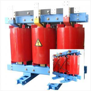 Best Railway Dry Transformer 10 KV - 200 KVA Self Extinguishing wholesale