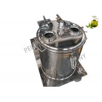 Best Safety Ethanol / Alcohol CBD Oil Extraction Machine With Ex - Proof Motor wholesale