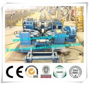 Super Hydraulic Straightening Machine Used To Calibration The Thick T Beam