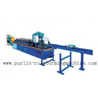 Best PLC Control System High Speed Light Stud Track Roll Forming Machine wholesale