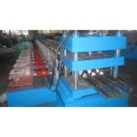 Best Galvanized Guardrail Roll Forming Machine for Making Highway Safety Barrier Protections Export to EU Countries wholesale