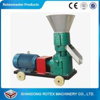 China CE Approved Small Pellet Mill Machine Poultry Framing Equipment on sale