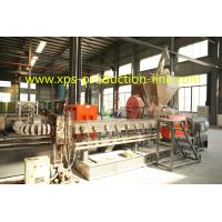 Best Low Density Styrofoam XPS Foam Board Extrusion Line For Construction Foam Board wholesale