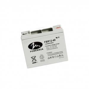 Best VRLA AGM 12V 40Ah Lead Acid Battery Low Discharge For UPS Telecom wholesale