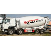 Best SINOTRUK HOWO 6x4 8m3 Concrete Mixer Truck With Pump Self - Loading wholesale