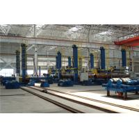 Medium Duty Motorized Welding Manipulator for Wind Tower Production