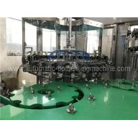 Best High Speed Glass Bottle Filling Machine For Carbonated Soft Drink , Soda Water wholesale