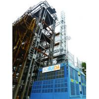 Best Construction Material / People Carrier Rack And Pinion Hoists CH750 Single Cage wholesale