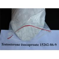 Best Bodybuilding Raw Testosterone Powder Testosterone Isocaproate CAS 15-37-7 wholesale