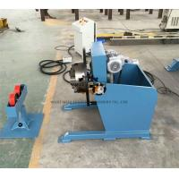 Best Long Tube Welding Positioner With Movable Roller Stand Vertical Control Box wholesale