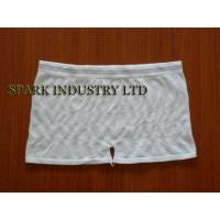 Best Customised OEM S / M Size Seamless Washable Incontinence Briefs Of Circular Knitted wholesale