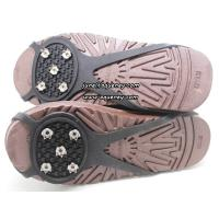 Best NEW Skidproof Snow Shoes Cover For Climbing Snow and Ice Silicone Antiskid Shoe Covers wholesale