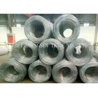 Best Zinc Coated Electro Galvanized Steel Coil BWG8 - BWG26 Mainly For Construction wholesale
