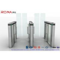 Best Durable Speed Gate Turnstile Pedestrian Management Automated Systems Long Lifespan wholesale