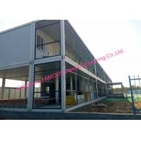 Best Economic Light Weight Prefabricated Steel Structure Pre-Engineered Building Prefab House wholesale