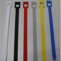 Best Heavy Duty Hook And Loop Fastener Straps Colorful Cable Management wholesale