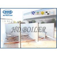 Best Positive Tolerance Premium Bare Tube Water Wall Panels For Waste Heat Recovery Boilers wholesale
