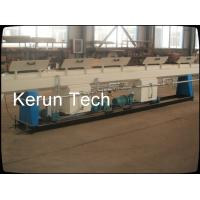 Best HDPE Double Wall Corrugated Pipe Machine , Pp Pipe Production Line wholesale