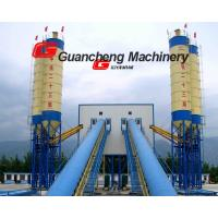 China HLS90 total concrete station plants 90 m3/h concrete machinery equipment on sale