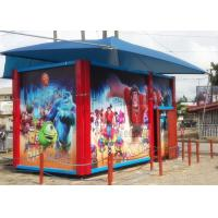 Cheap Mini 4D Movie Theatre with Beautiful Cinema Cabin for Outdoor Use for sale