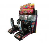 Best Car Racing Game Machines , Outrun Arcade Machine With Iron Appearance wholesale