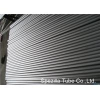 China Titanium Grade 12 Seamless Titanium Pipe Polished Stainless Steel Tubing on sale