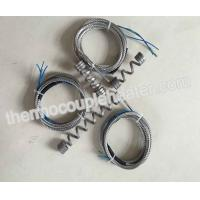Buy cheap Hot Runner Coil Heater with Brass Nozzle in metal mesh lead wire For Plastic Molding from wholesalers