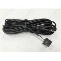 Best Black Taximeter Electrical Wire Harness For Commercial Vehicles With Samtec ISSM-04 wholesale