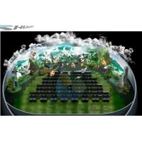 Best 4D theater with ball screen, arc screen installed arc screen or ball screen wholesale