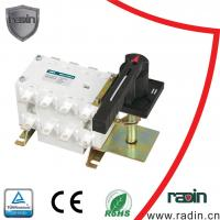 Best Compact Structure Manual Transfer Switch Low Power Consumption For Chemical Industry wholesale