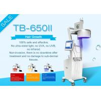 Best Touch Screen Laser Hair Growth Machine For Clinic / Salon Two Years Guarantee wholesale