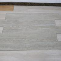 Best non deformation wood grain uv coating embossed PVC vinyl flooring planks wholesale