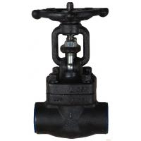 Forged carbon steel A105N npt ends handwheel gate valve