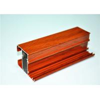 Best Wood Grain Aluminium With Mill Finished wholesale