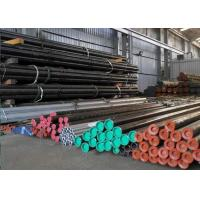 Best Gas Water Delivery Seamless Carbon Steel Pipe , Carbon Steel Welded Pipe Long Lifespan wholesale