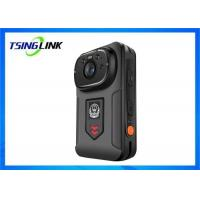 Best Police Wireless Wearable 4G Body Worn Camera 1080P Night Vision Rechargeable Battery wholesale