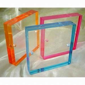 Best Acrylic photo frame wholesale