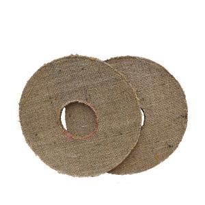 Best 14 inches Oil Sisal Buff - Hexagonal-hole - buffing wheels - polishing wheels wholesale