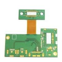 Best FPCB , Immersion Gold Flexible and Rigid Flex pcb two layer for Medical Equipment wholesale