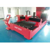 Quality 1000W Professional CNC Laser Cutting Machine With 42 M/Min Speed , CE / TUV wholesale
